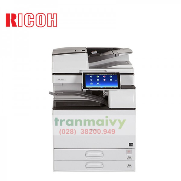 Máy Photocopy Ricoh MP 3555SP giá rẻ hcm