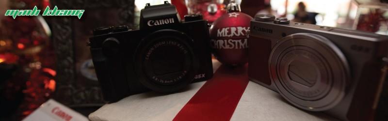 Canon ra mắt bộ 3 máy ảnh nhỏ gọn