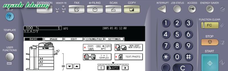 [VIDEO] Hướng dẫn cấu hình / xem địa chỉ IP máy photocopy Toshiba e520 e523 e600 e603 e720 e723 e850 e853