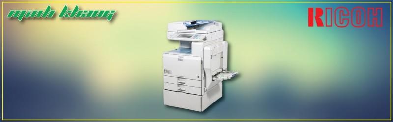 [Đánh Giá] Giới Thiệu Máy Photocopy (đã qua sử dụng) Ricoh MP 5000 / MP 5001