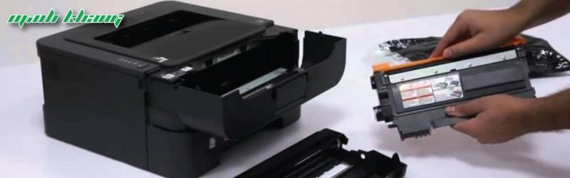 [Hướng Dẫn] Reset máy in Brother 2240D không cần nhông