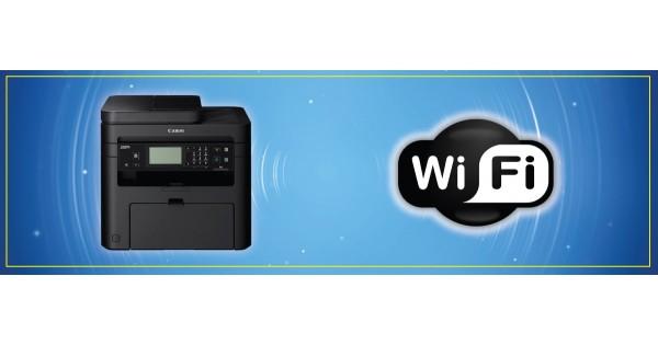 Hướng dẫn kết nối wifi cho máy in đa năng Canon