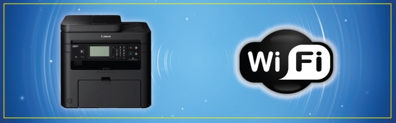 Hướng dẫn kết nối wifi cho máy in đa năng Canon MF 232w, 247dw, 249dw, 217w, 237w, 244dw