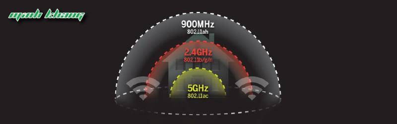 Chuẩn Wi-Fi ah (HaLow) có tầm phủ sóng lên tới 500m