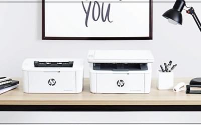 HP Giới Thiệu Máy In LaserJet Pro M15 và M28 Tháng 7/2018
