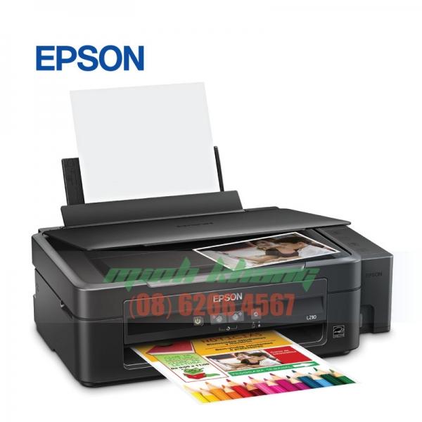 Máy In Phun Đa Năng Epson L210 giá rẻ hcm