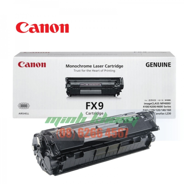 Mực Canon L140 - Canon FX9 giá rẻ hcm