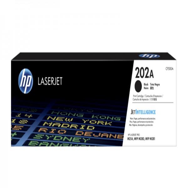 Hộp Mực màu đen HP M254dw - HP 202a giá rẻ hcm