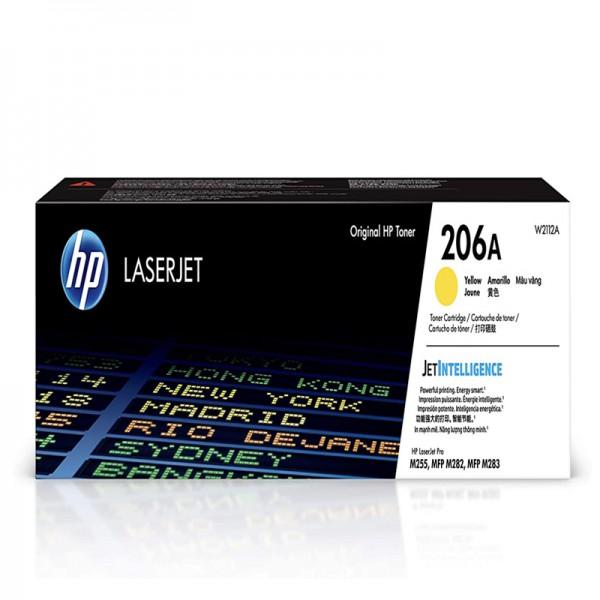 Hộp Mực màu vàng HP M283fdn - HP 206a giá rẻ hcm