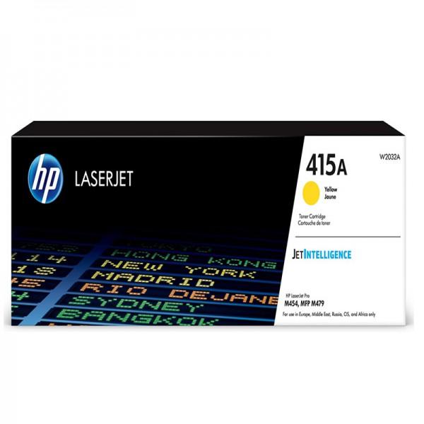 Hộp Mực màu vàng HP M454nw - HP 415a giá rẻ hcm