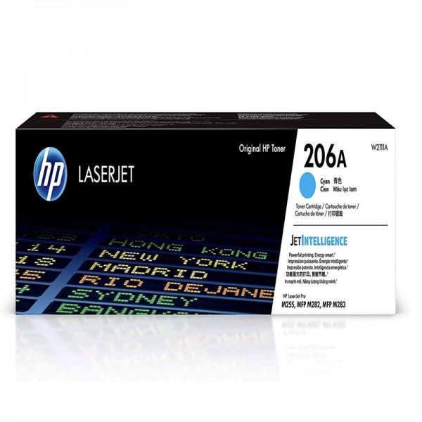 Hộp Mực màu xanh HP M283fdw - HP 206a giá rẻ hcm