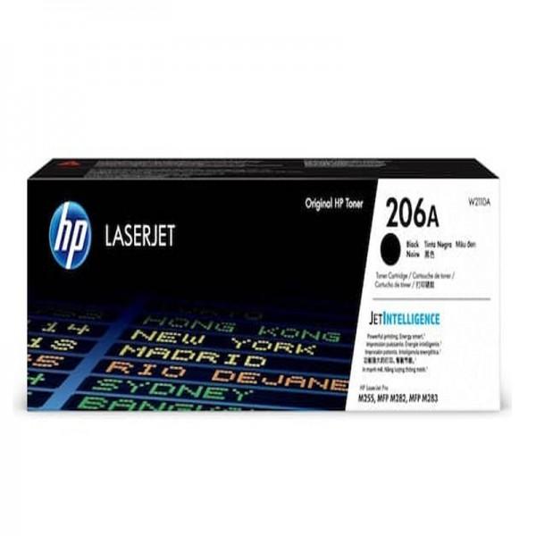 Hộp Mực màu đen HP M283fdw - HP 206a giá rẻ hcm