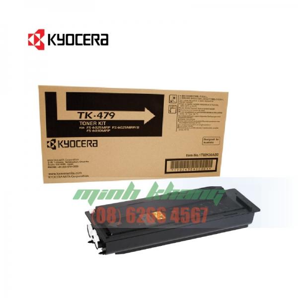 Mực Kyocera 6530 - Kyocera TK 479 giá rẻ hcm