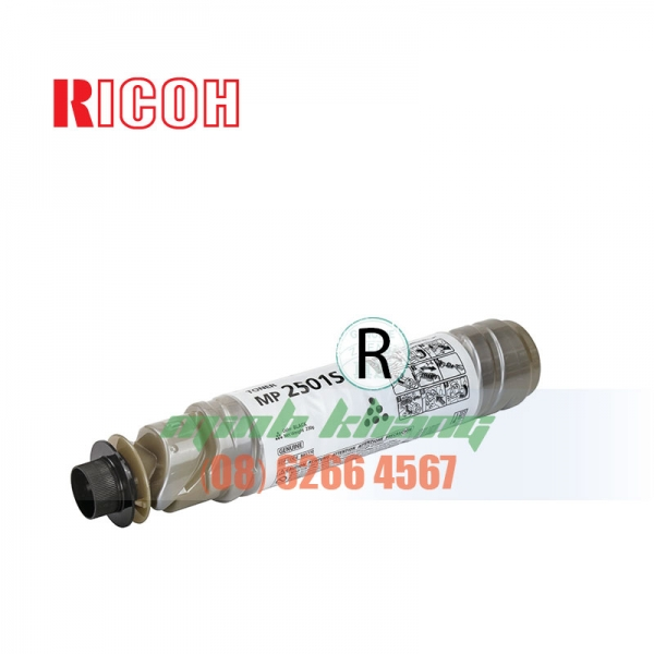 Mực Ricoh 2501L - Ricoh 2501S giá rẻ hcm