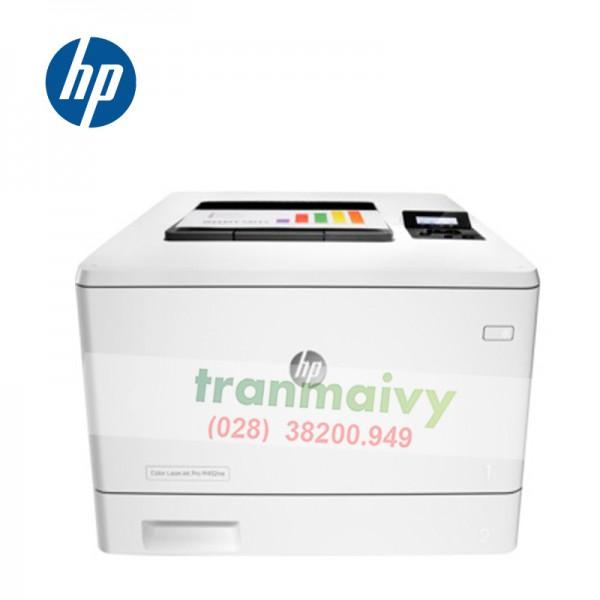 Máy In Laser Màu HP Color Pro 400 M452DN giá rẻ hcm