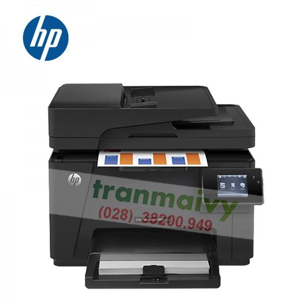 Máy In Laser Màu Đa Chức Năng HP M177FW giá rẻ hcm