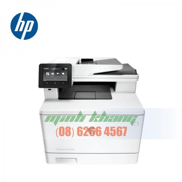 Máy In Laser Màu Đa Chức Năng HP M477FNW giá rẻ hcm