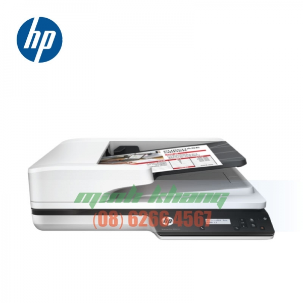 Máy Scan HP Pro 3500 F1 giá rẻ hcm