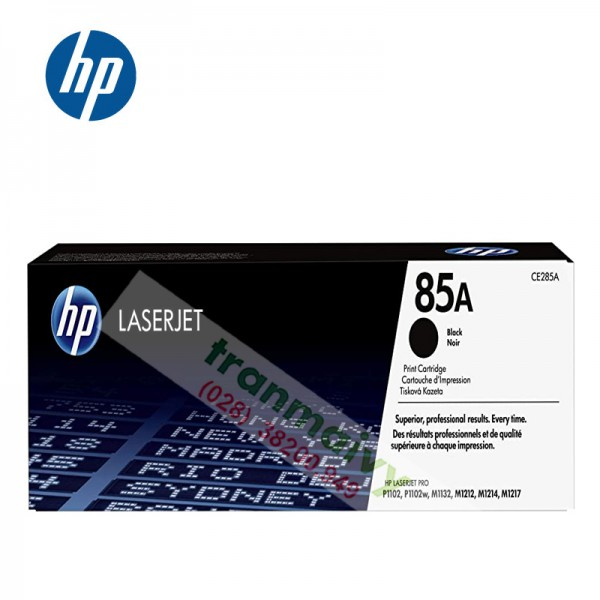 Mực HP 1102w - HP 85a giá rẻ hcm