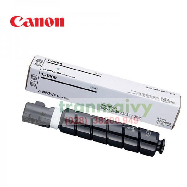 Mực in Canon 2635i - Canon NGP 84 giá rẻ hcm