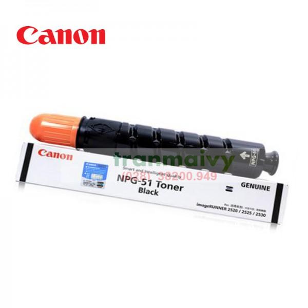 Mực Canon 2520w - Canon NGP 51 giá rẻ hcm