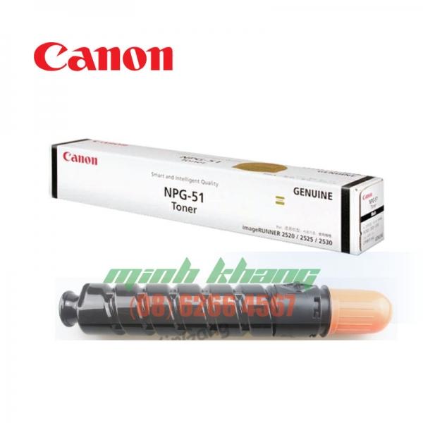 Mực Canon 2530 - Canon NGP 51 giá rẻ hcm