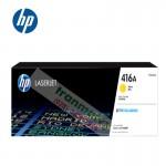 Hộp Mực màu vàng HP M454dn - HP 416A giá rẻ hcm