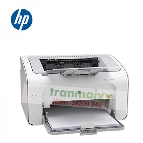 Máy In Laser HP LaserJet Pro P1102 giá rẻ hcm