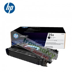Mực in HP M806DN - HP 25X