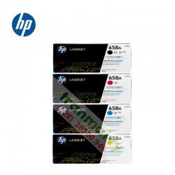 Mực in màu HP M751 - HP 658A