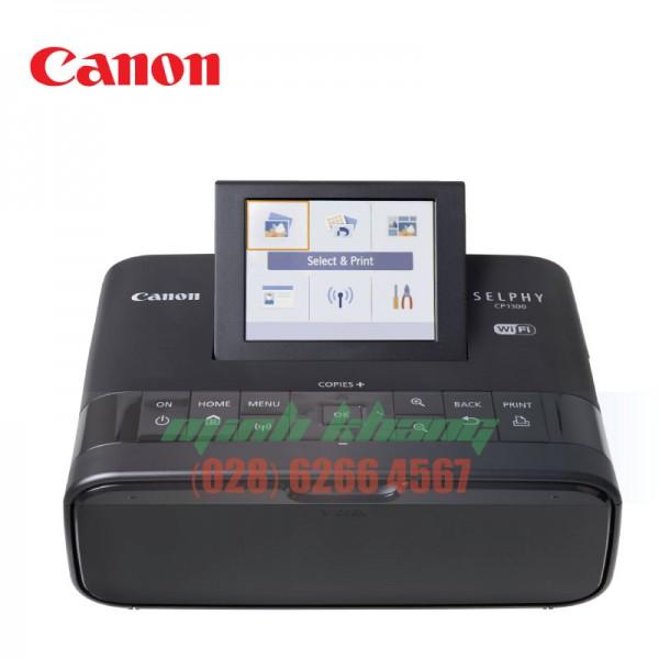 Máy In Ảnh Canon Selphy CP1300 giá rẻ hcm