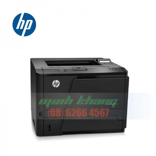 Máy In Laser HP LaserJet Pro M401d