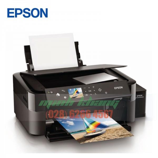 Máy In Phun Đa Năng Epson L850 giá rẻ hcm