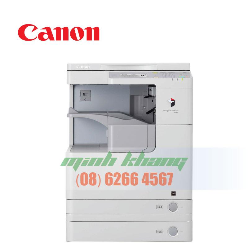 Đại lý phân phối ủy quyền máy photocopy Canon 2525 tphcm tháng 5 | Minh Khang JSC