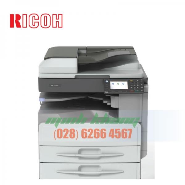 Máy Photocopy Ricoh MP 2501SP + ARDF giá rẻ hcm