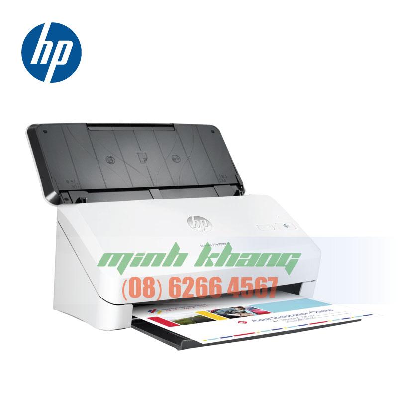 Máy scan HP model 2017 HP 3000 S3 giá rẻ   Minh Khang JSC