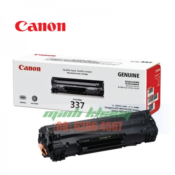 Mực Canon MF 215 - Canon 337
