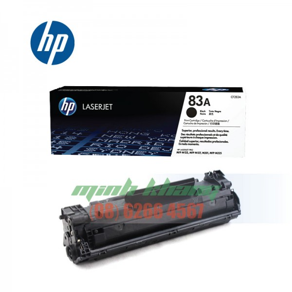 Mực HP 225dn - HP 83a