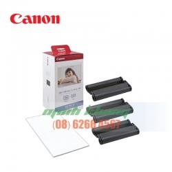 Mực + Giấy Canon KP 108IN (CP1200, CP1000, CP910)
