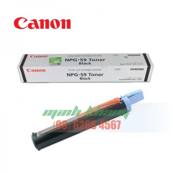 Mực Canon 2002 - Canon NGP 59